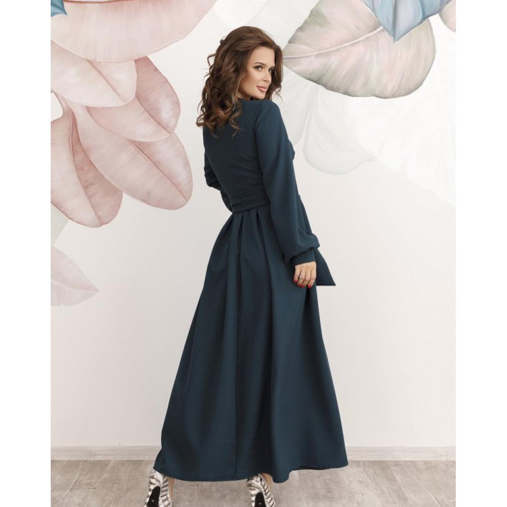 Коктейльное платье-макси Бланка фото 3
