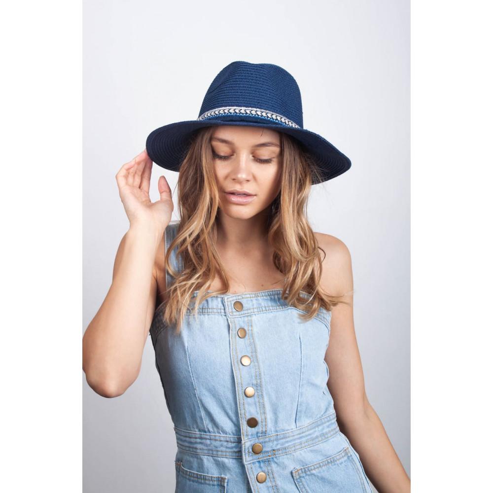Летняя шляпа Занзибар фото 2