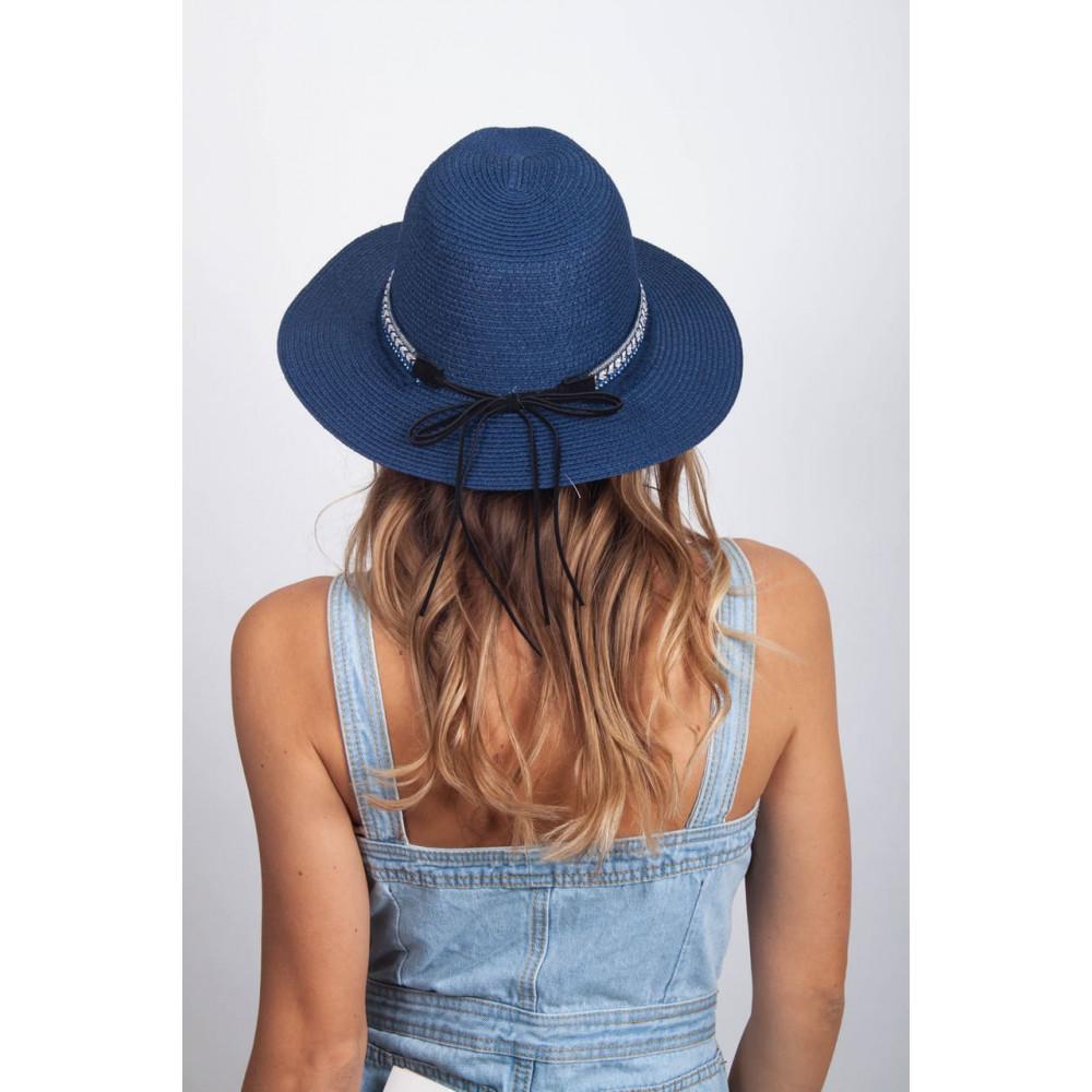 Летняя шляпа Занзибар фото 3