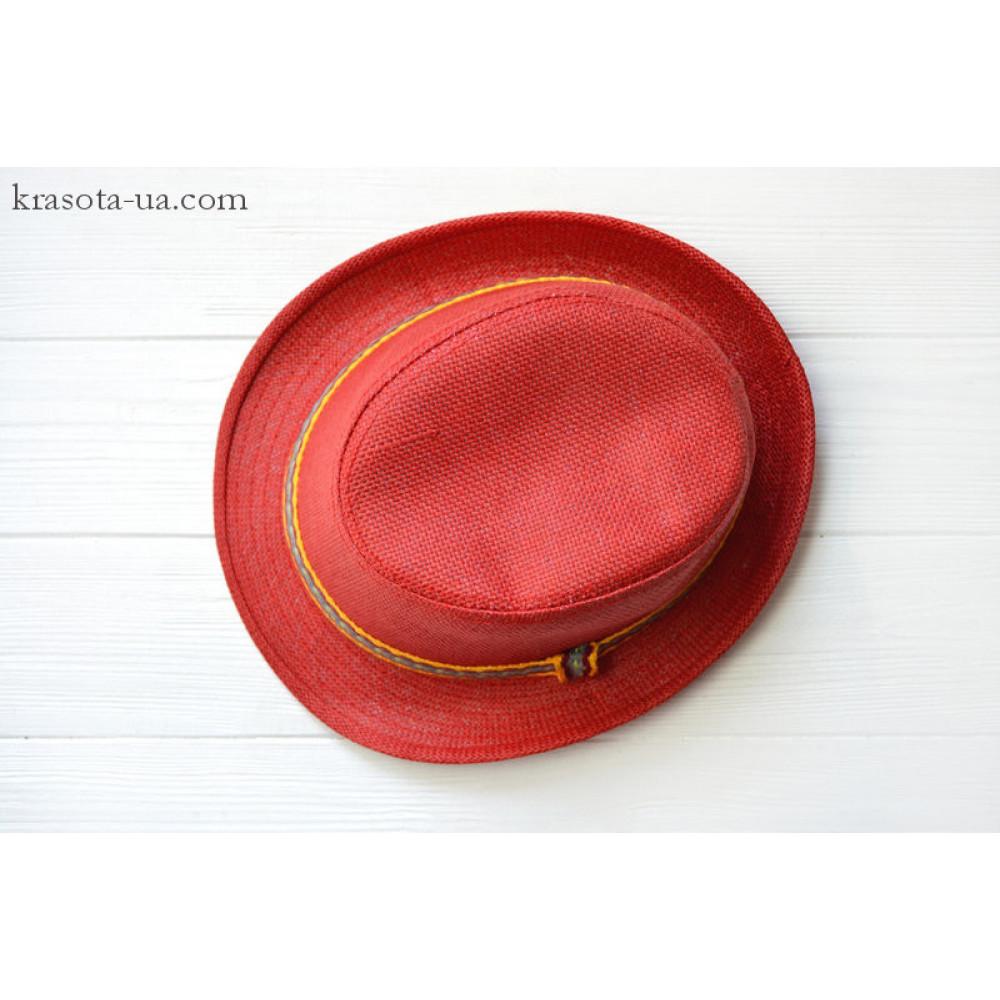 Гарний дитячий капелюх Муреа фото 2