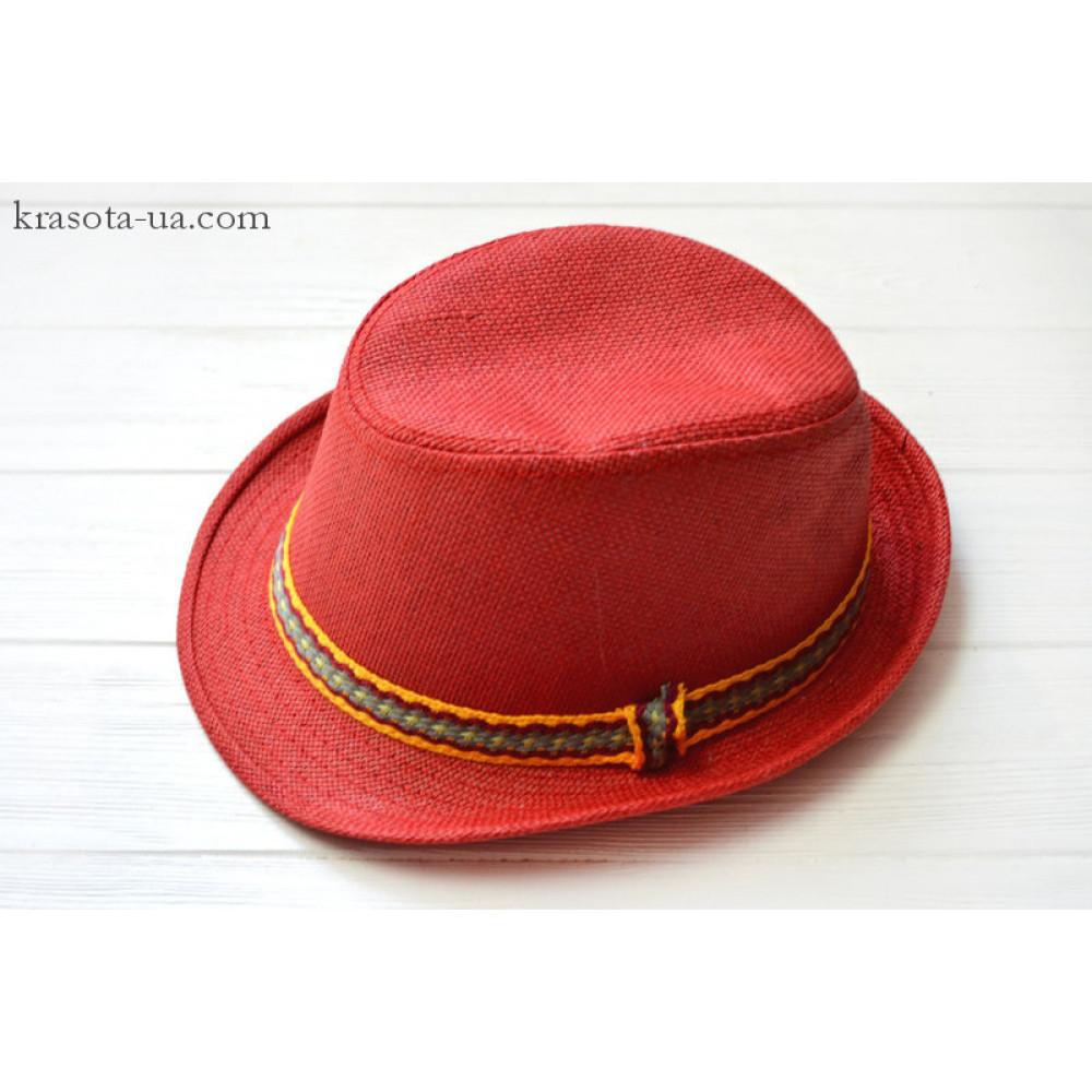 Гарний дитячий капелюх Муреа фото 3