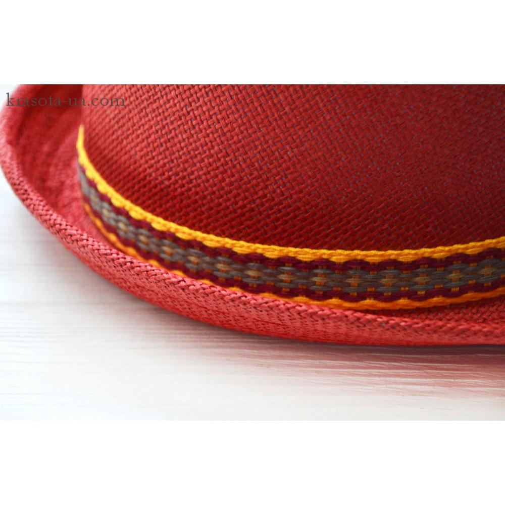 Гарний дитячий капелюх Муреа фото 4