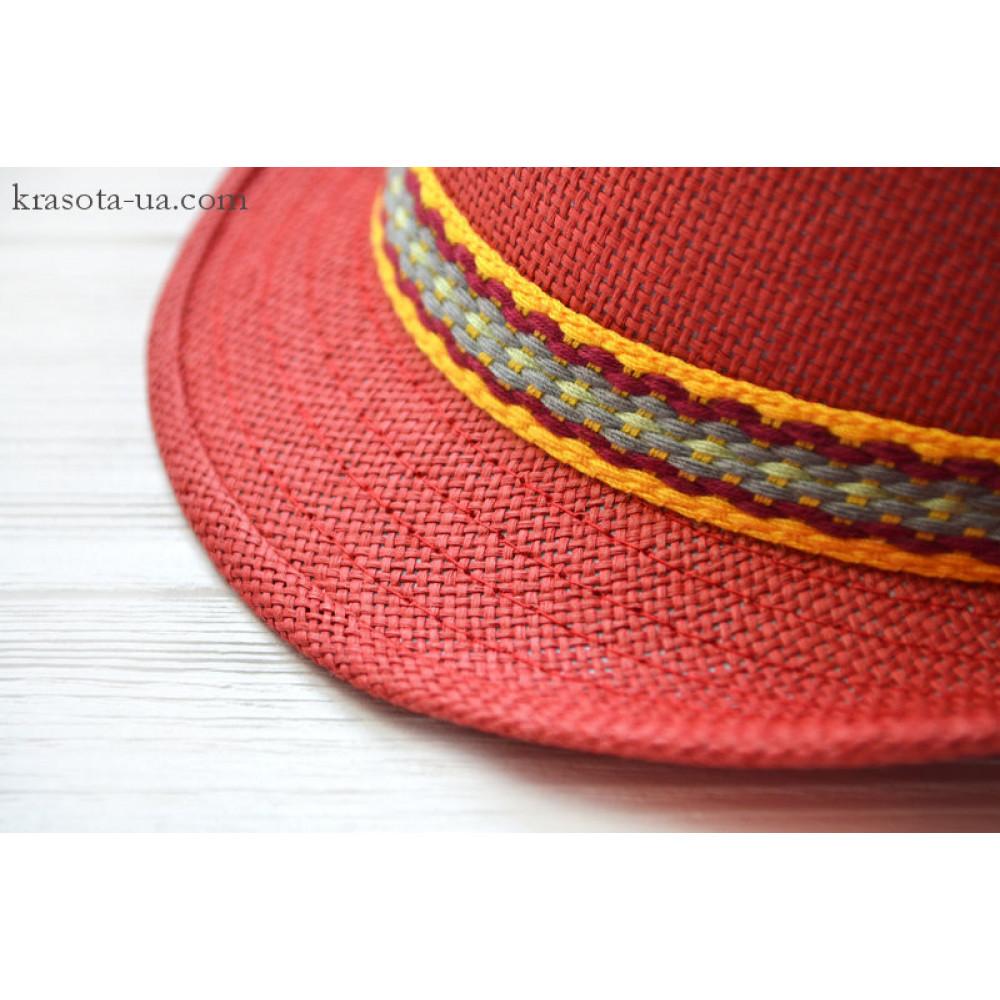 Гарний дитячий капелюх Муреа фото 5