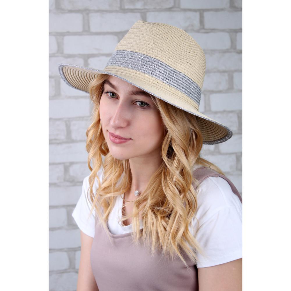 Летняя шляпа федора Мауи фото 1