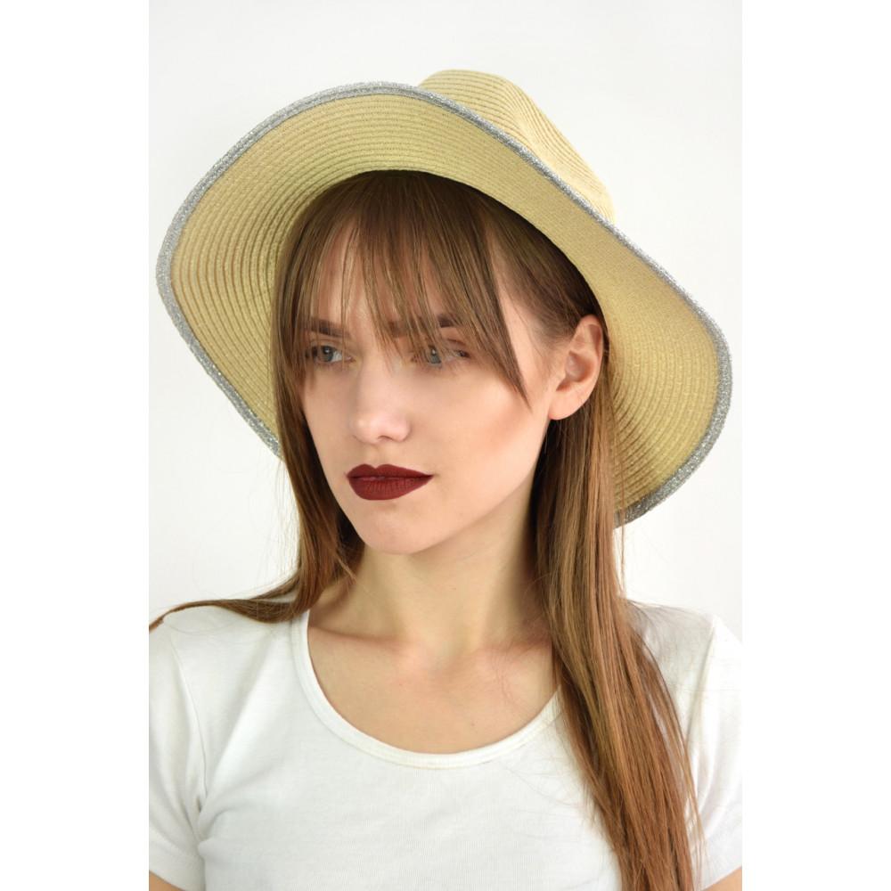 Летняя шляпа федора Мауи фото 2