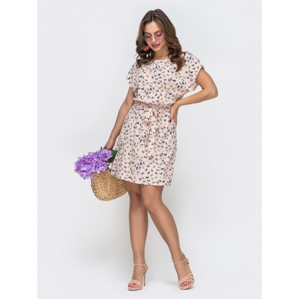 Милое платье мини Поля фото 1
