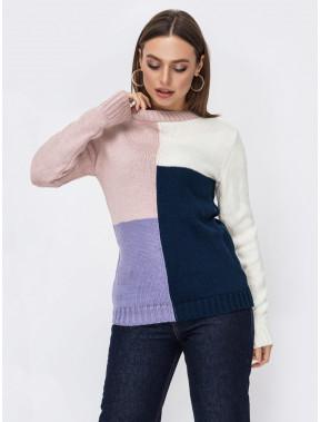 Молодіжний в'язаний светр Фрея