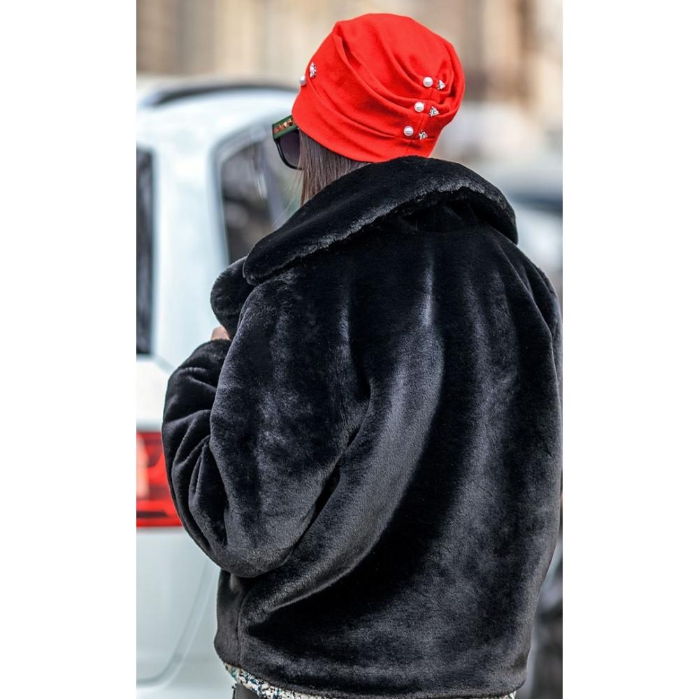 Молодежная шапка Пирсинг фото 3