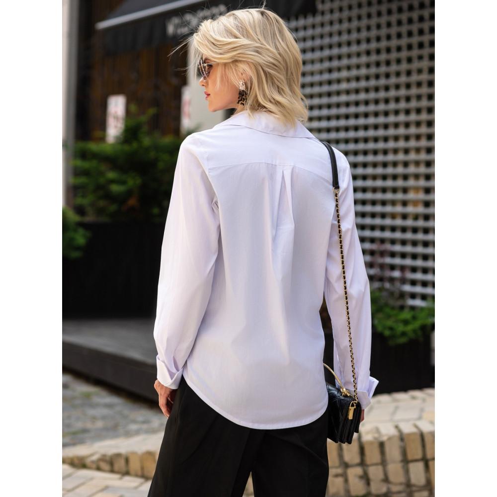 Рубашка с авторской вышивкой Рут фото 3