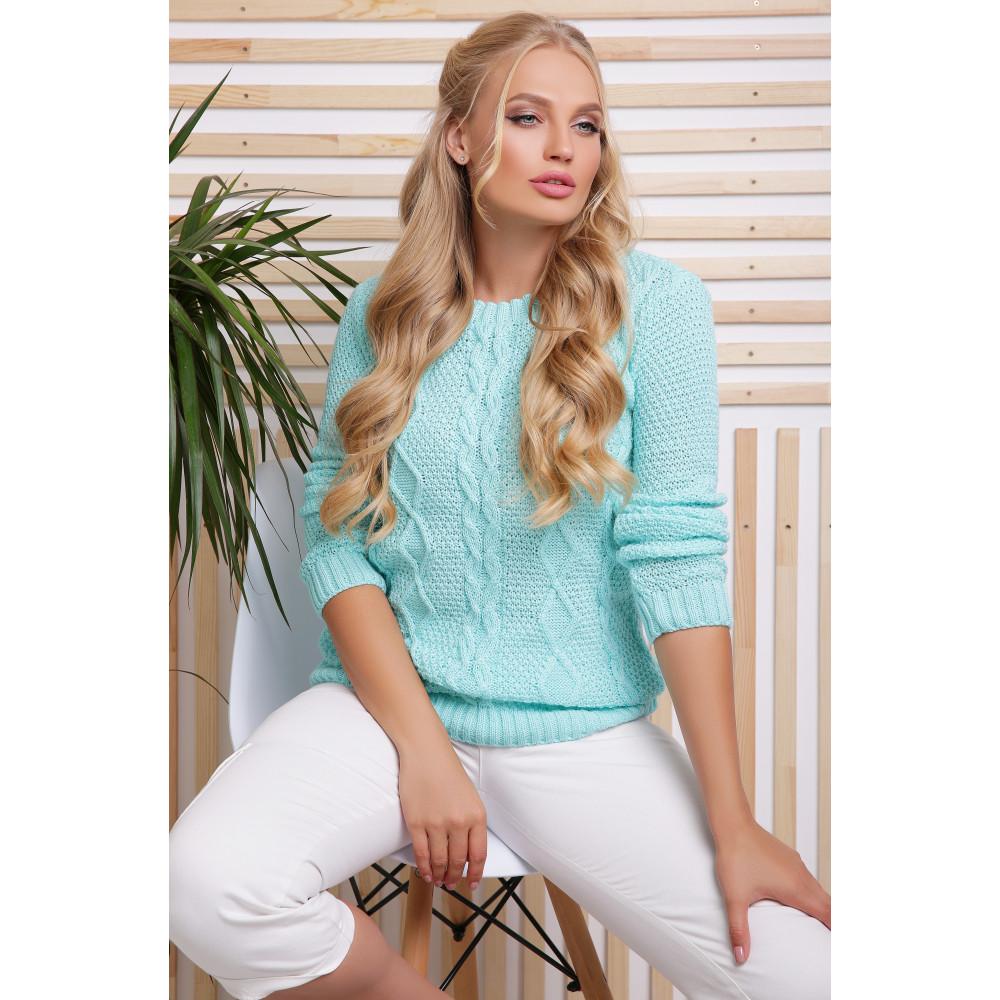Красивый свитер Лиза фото 1