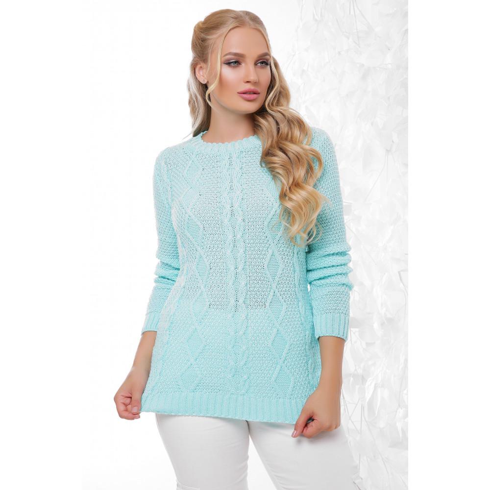 Красивый свитер Лиза фото 2