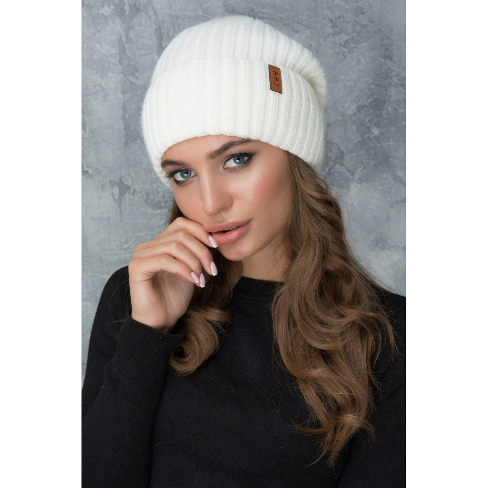 Красивая шапка на флисе Шейла S фото 1