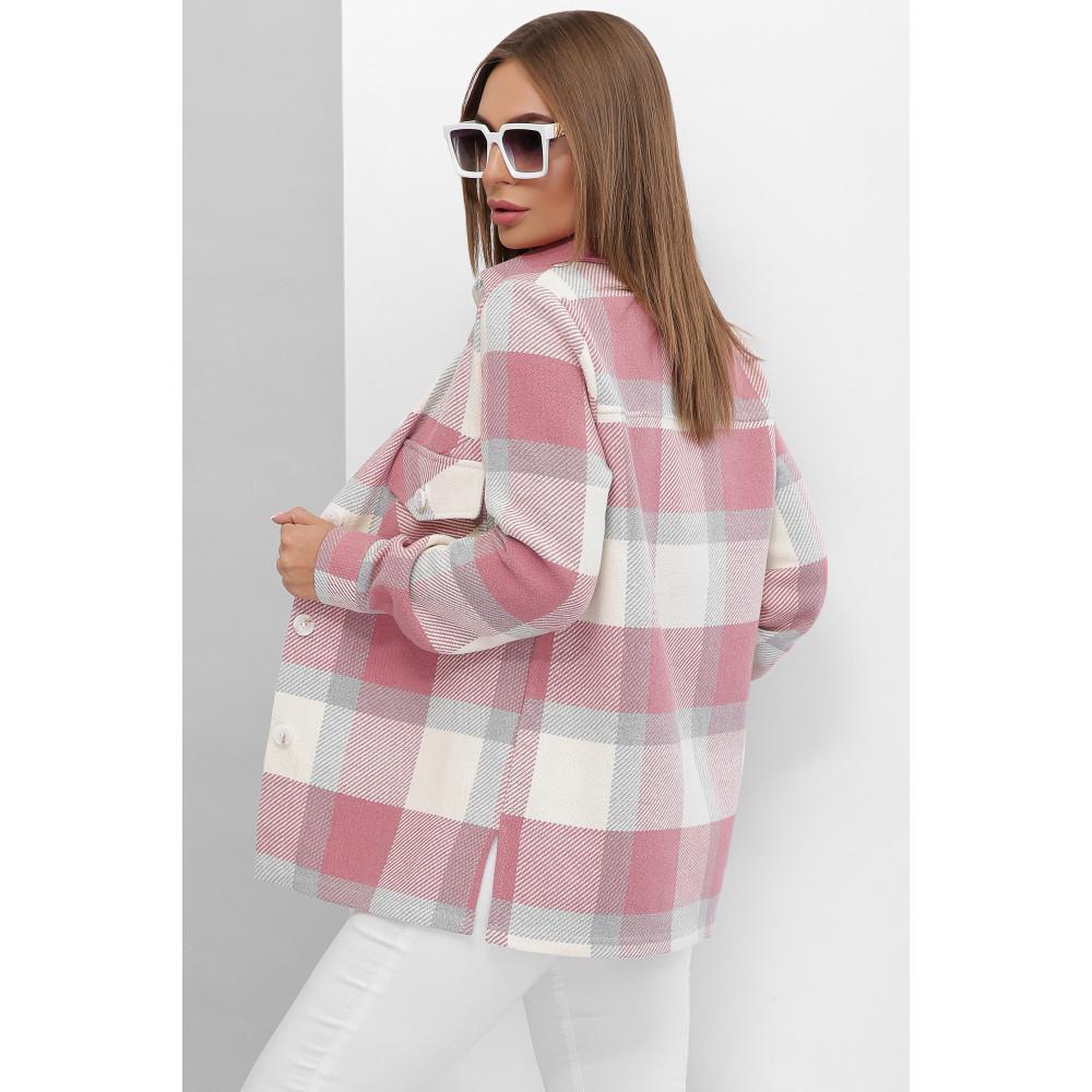 Классическая теплая рубашка Руди фото 2