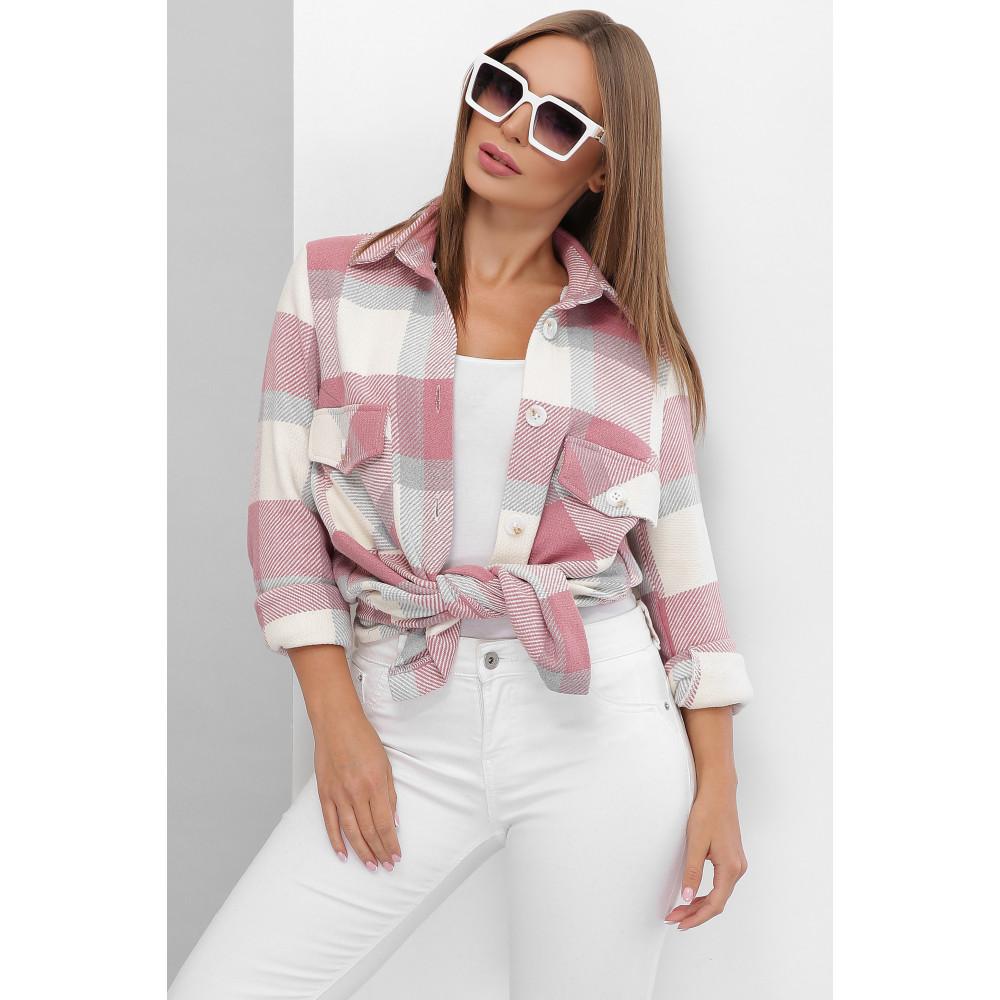 Классическая теплая рубашка Руди фото 3