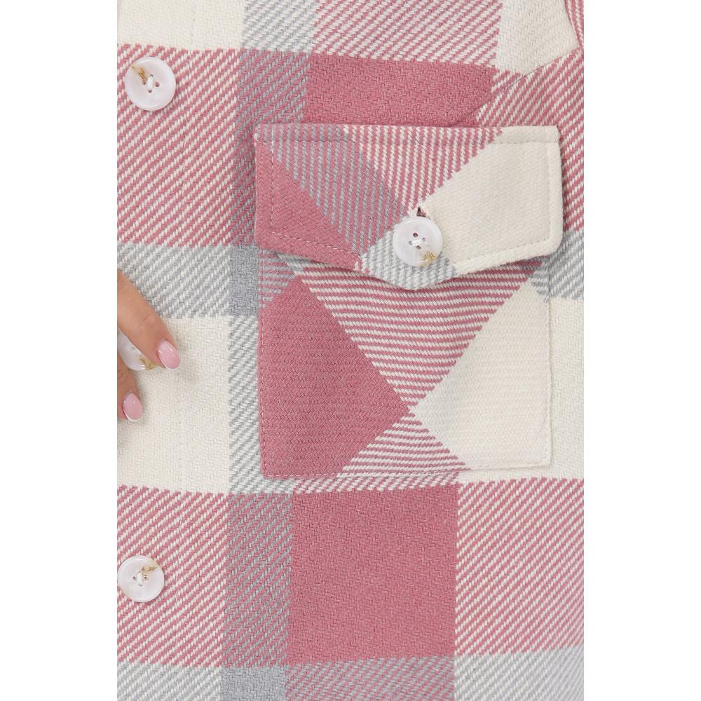 Классическая теплая рубашка Руди фото 4