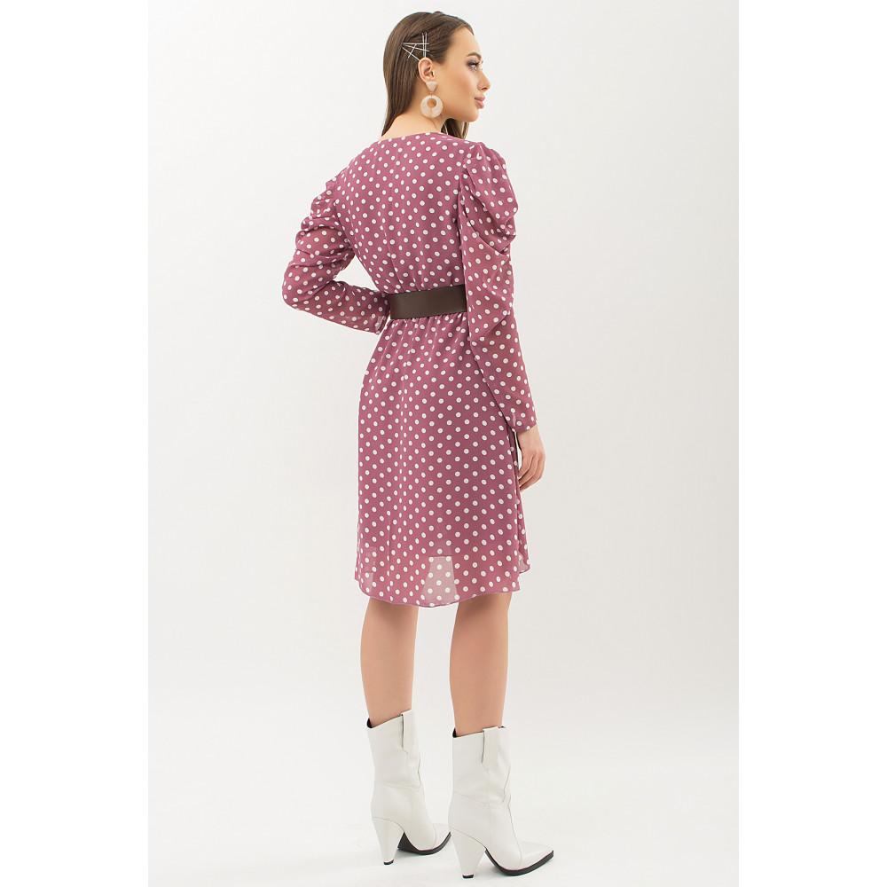 Кокетливое платье из шифона Лайса фото 2
