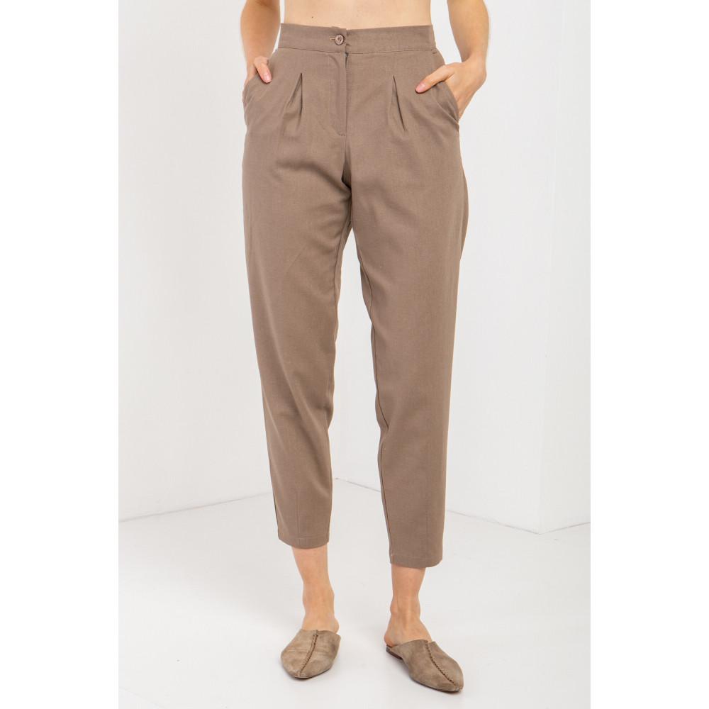 Льняные удобные брюки ANAT фото 1