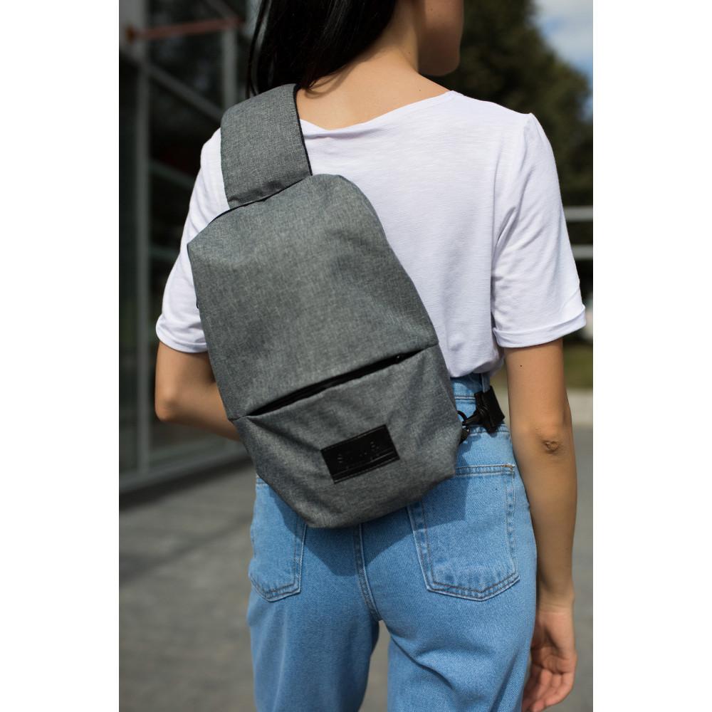 Модный рюкзак на одно плечо SLING фото 1