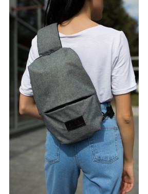 Модный рюкзак на одно плечо SLING