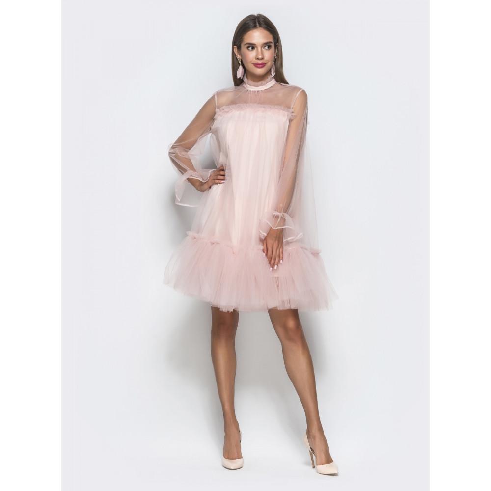 Коктейльное платье АМУРА фото 1