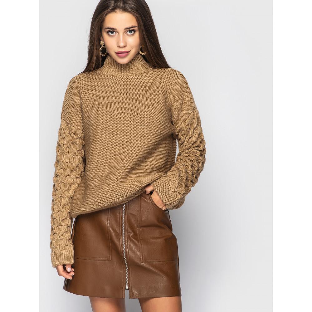 Интересный свитер Gold  фото 1