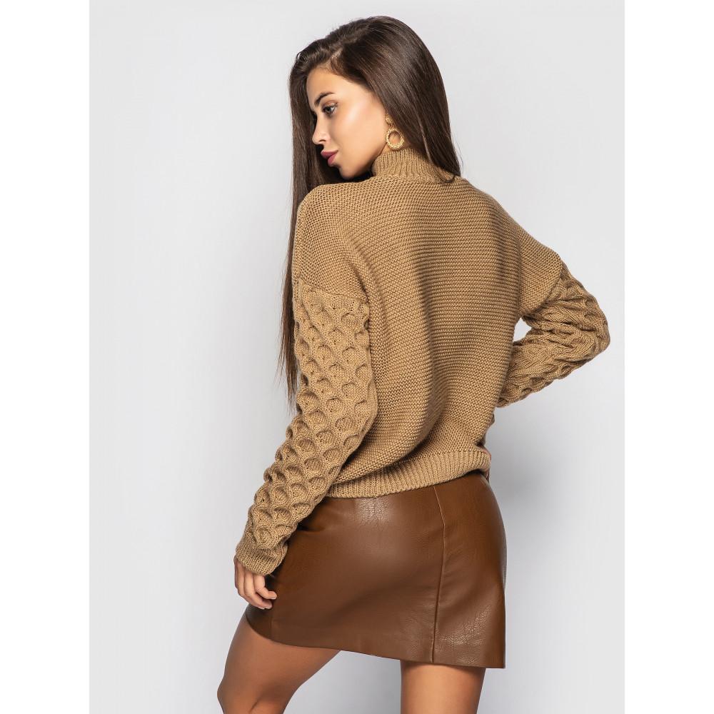 Интересный свитер Gold  фото 2